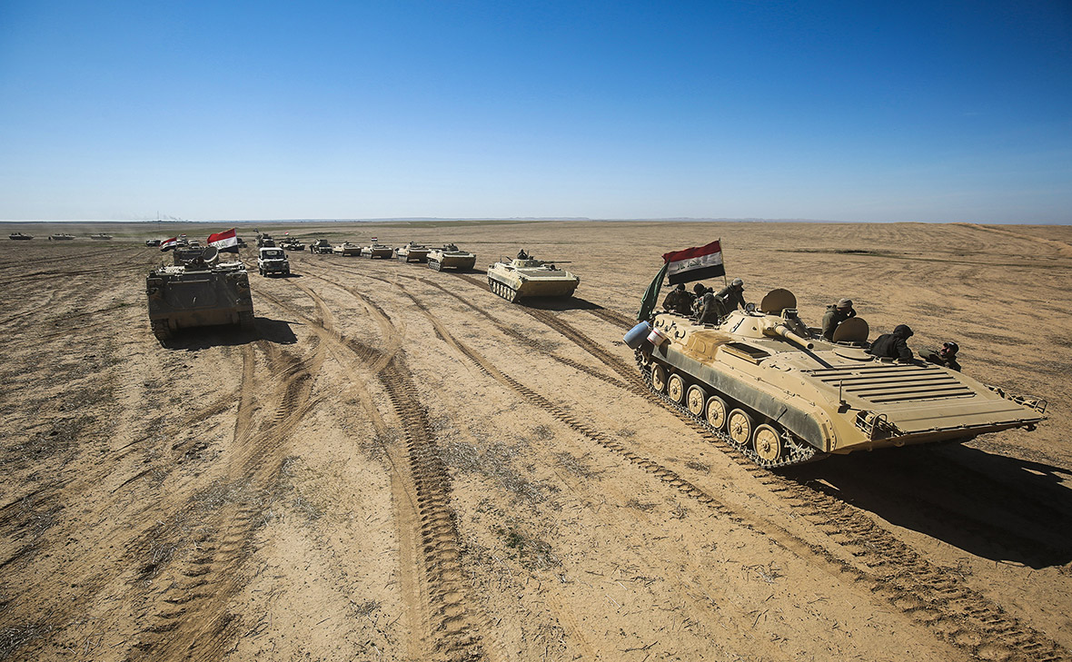 West Mosul offensive Isis Daesh