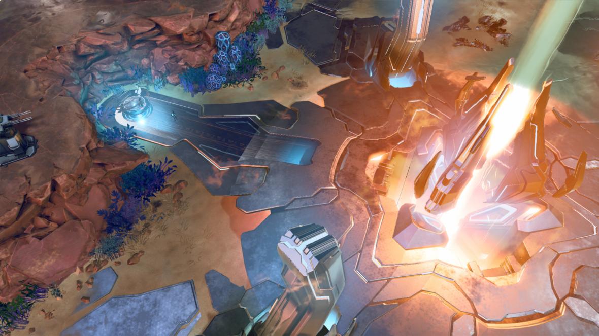 Halo Wars 2 campaign