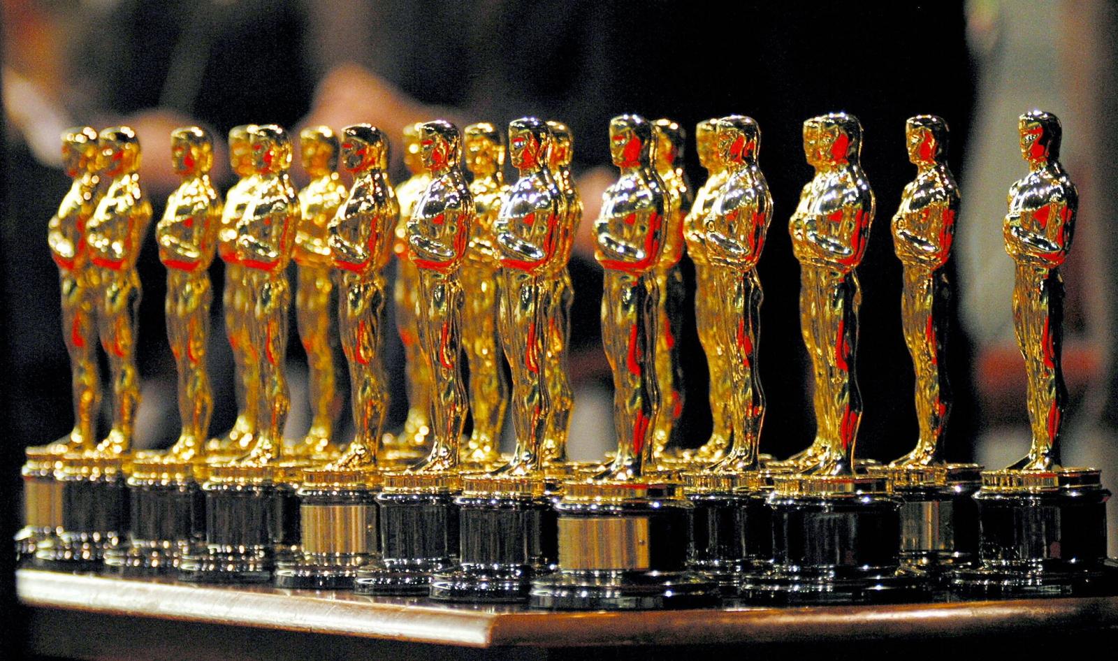 Oscars 2017 Peter Capaldi Adele Oprah Winfrey And More