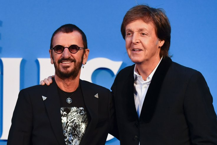 The Beatles Reunion Sir Paul McCartney Is Contributing To Ringo Starrs Next Album BEN STANSALL AFP Getty Images