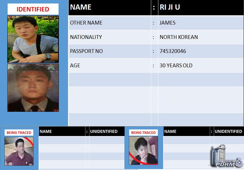 Kim Jong-nam killed