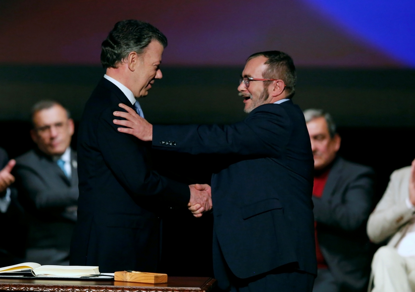 Colombia Farc peace deal