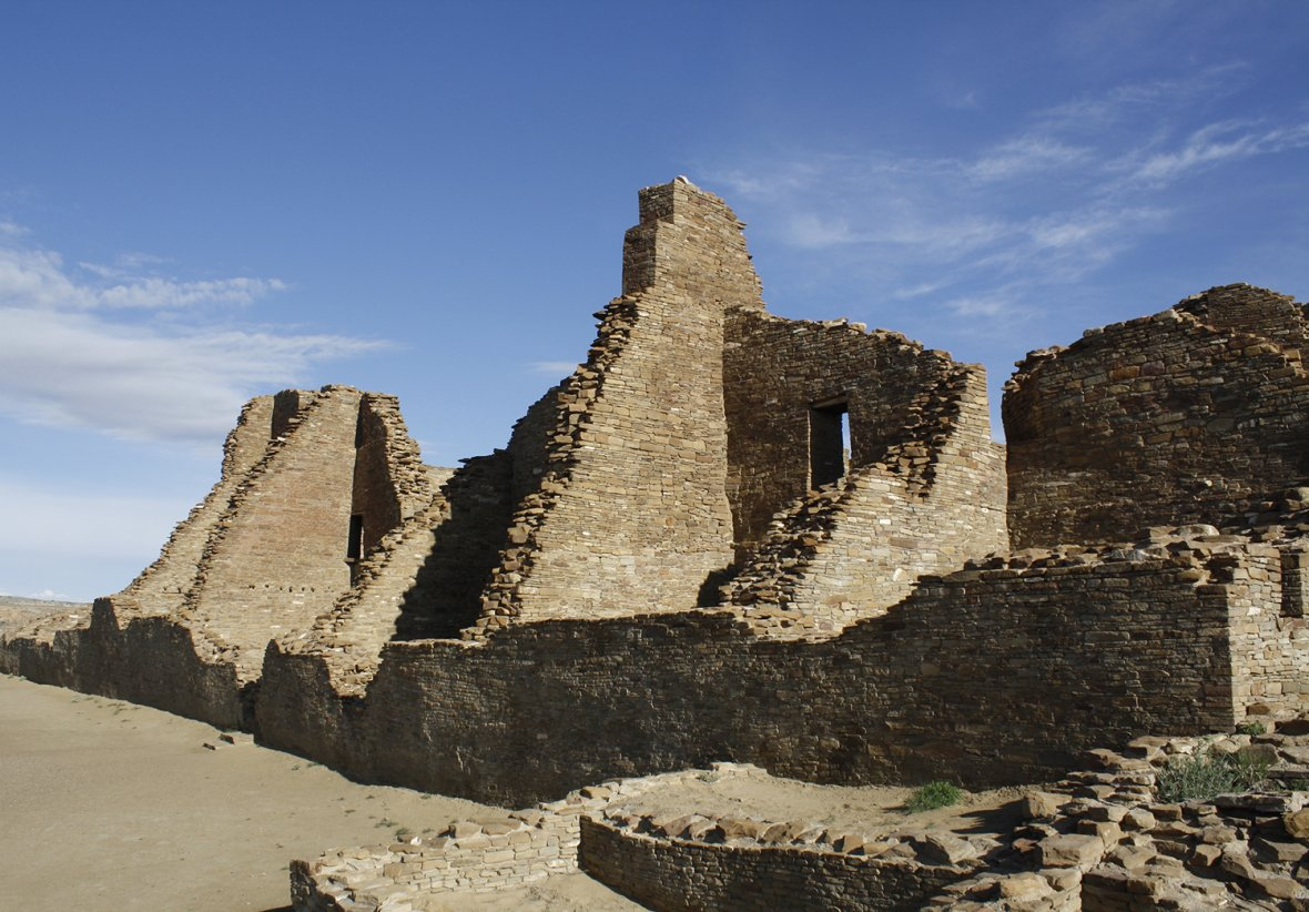 Chaco Canyon culture