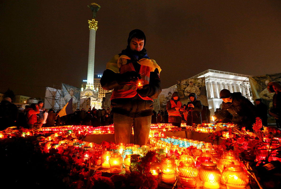 Ukraine anniversary