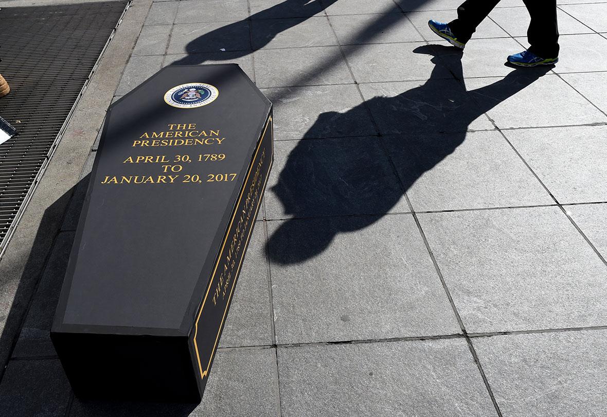 Death of the US Presidency