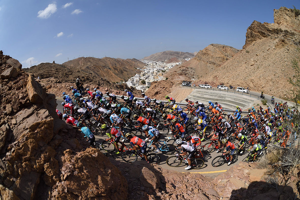 Cycling Tour of Oman