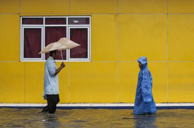 Indonesia floods