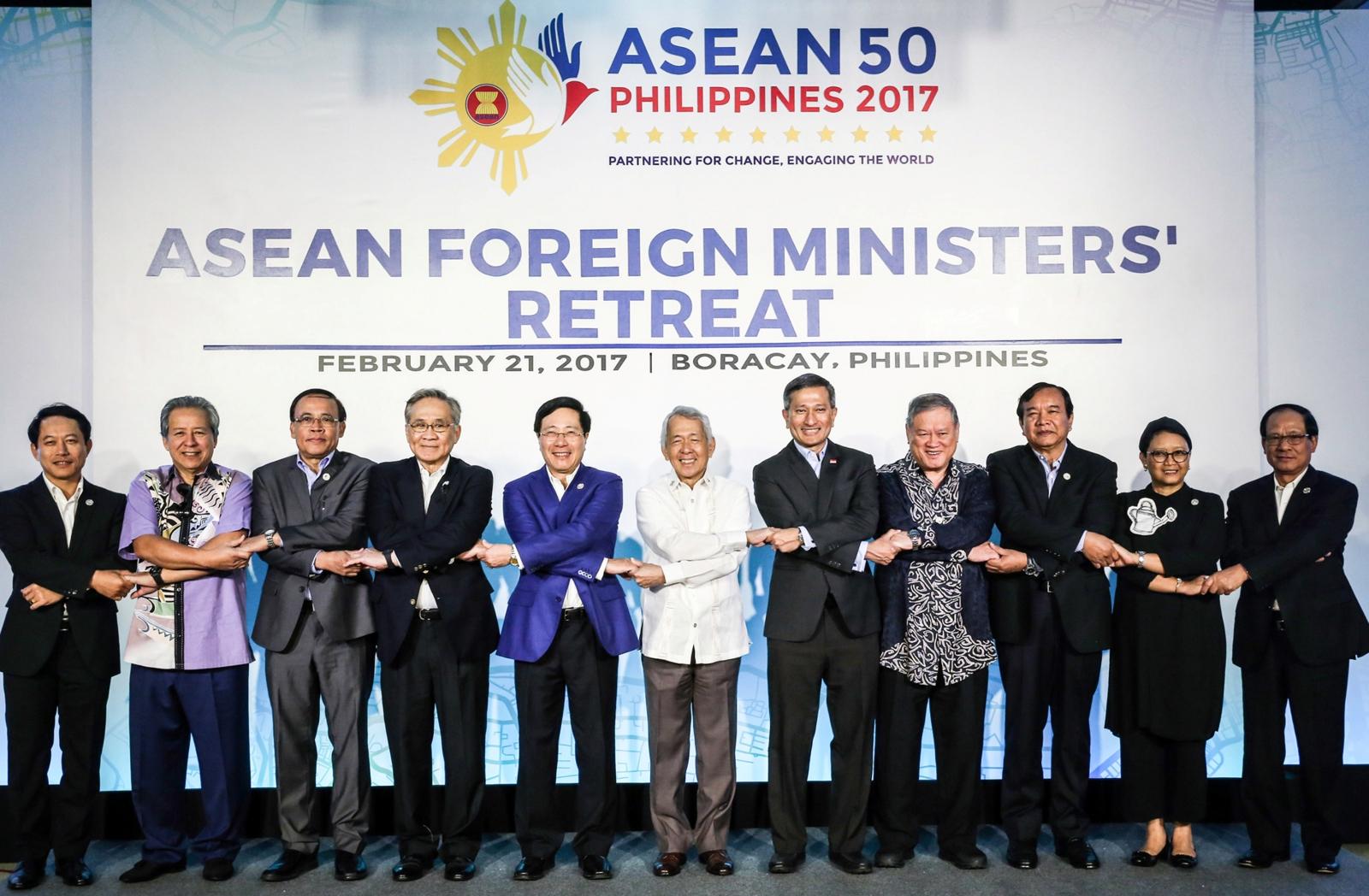 Asean meeting South China Sea
