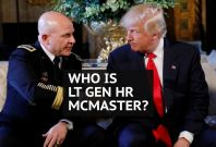 Who is Lt Gen HR McMaster, Trump's new national security adviser?