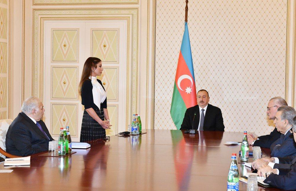 Mehriban Aliyeva appointment