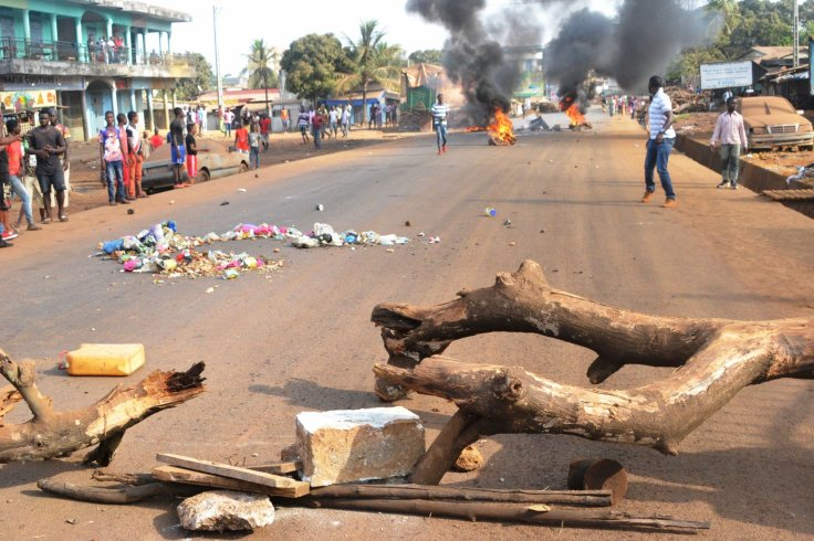 Education protest in Guinea