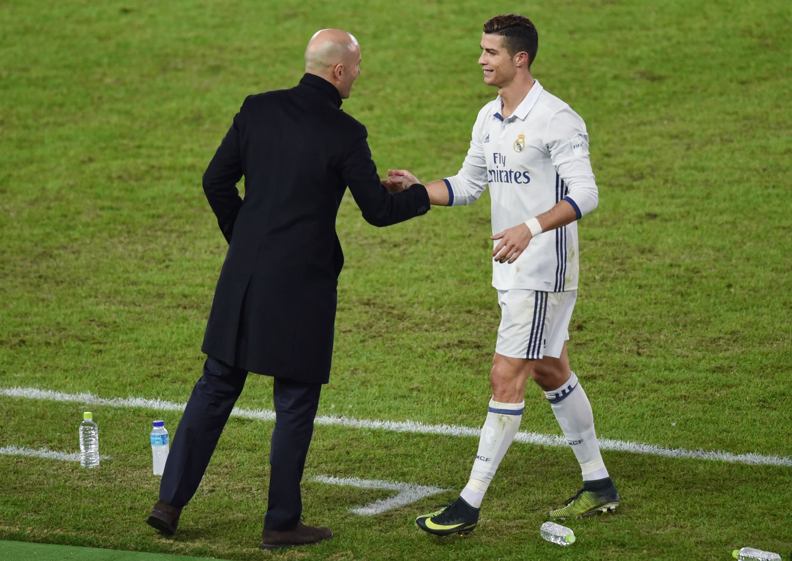 Cristiano Ronaldo to lead Real Madrid against Valencia Zidane remains coy on Gareth Bale plans