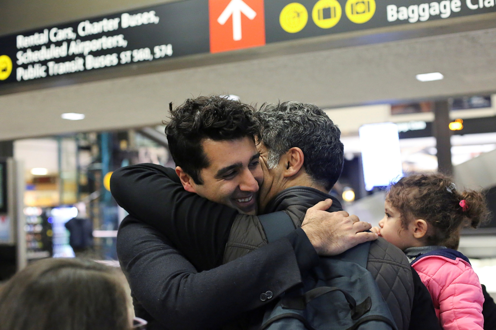 What will happen when Trump's travel ban is replaced