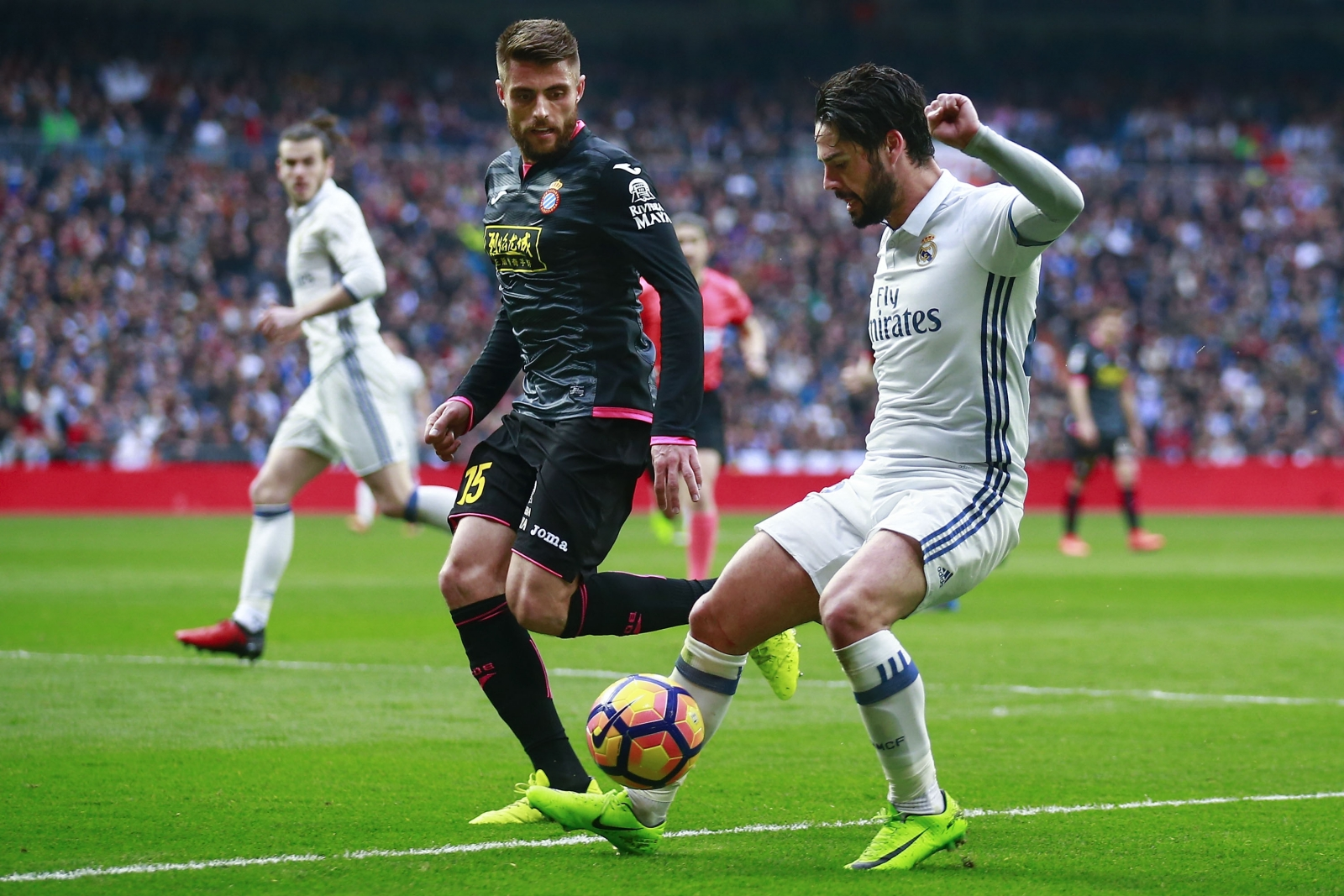 Zinedine Zidane discusses Real Madrid future of Isco, James Rodriguez and Pepe