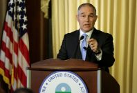 EPA Administrator Scott Pruitt: 'We Can Be Both Pro-Energy Jobs And Pro-Environment'