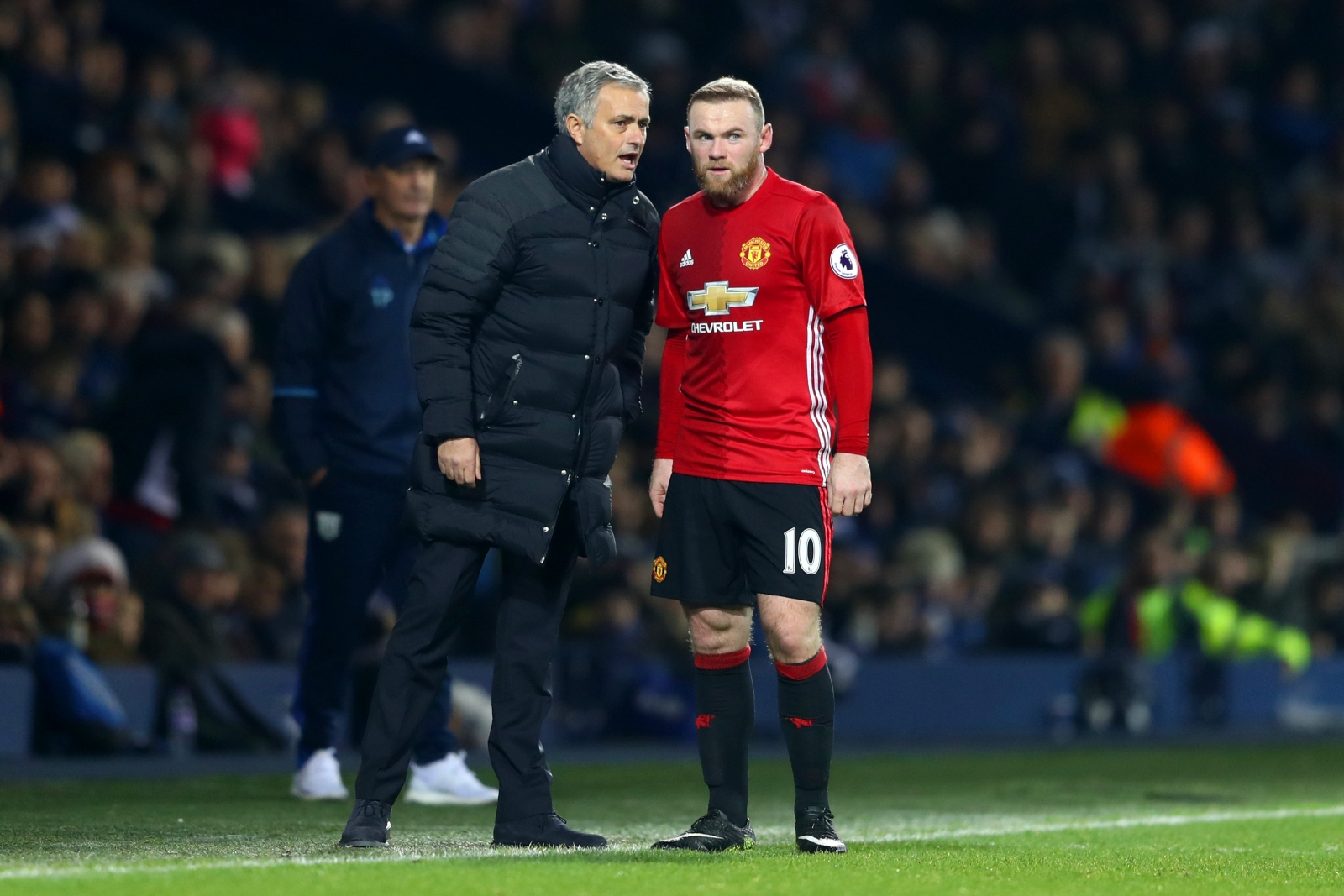 Jose Mourinho unsure if Wayne Rooney will still be at Manchester United in May