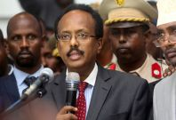 President Mohamed Abdullahi Farmajo