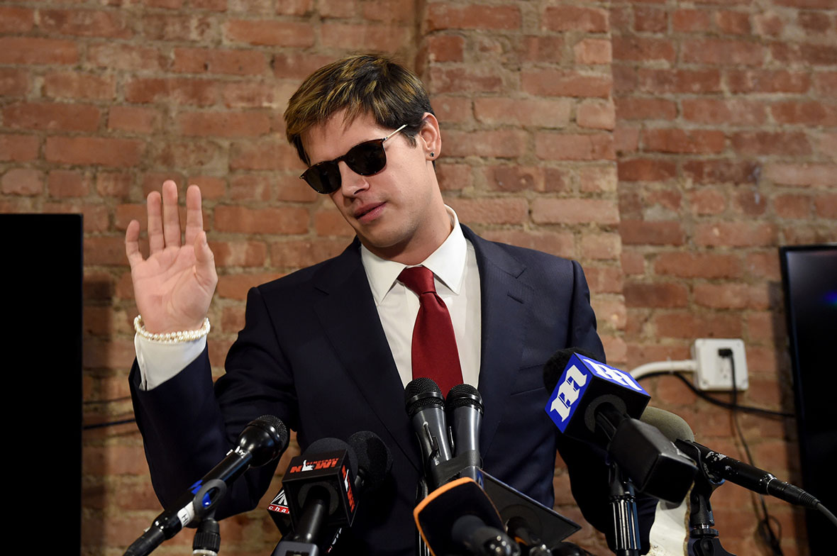 Milo Yiannopoulos quits Breitbart after paedophilia controversy