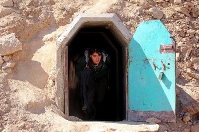 Syria Kurdish Deir al-Zor Isis