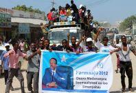 President Mohamed Abdullahi Farmajo Mohamed