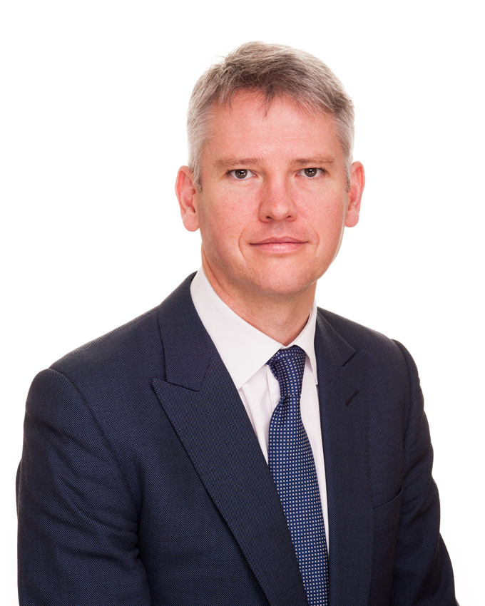 BAE Systems incoming CEO Charles Woodburn