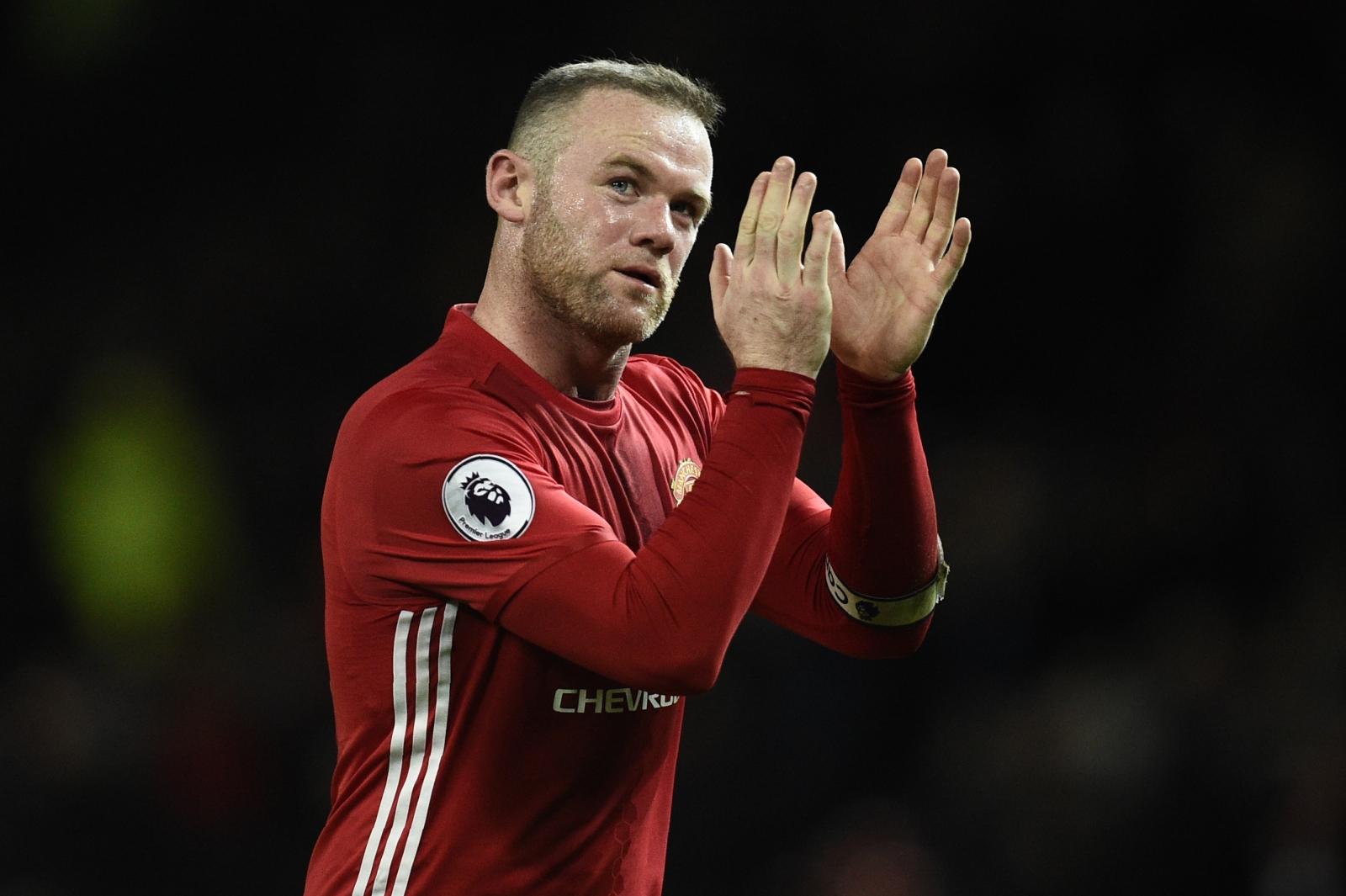Wayne Rooney Gewicht