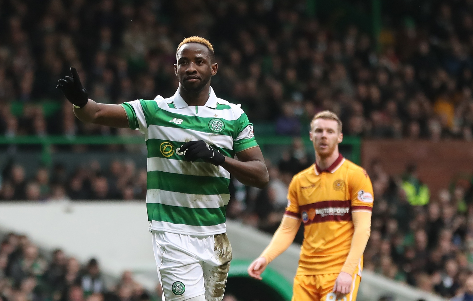 Celtic linked with striker deal, La Liga side involved