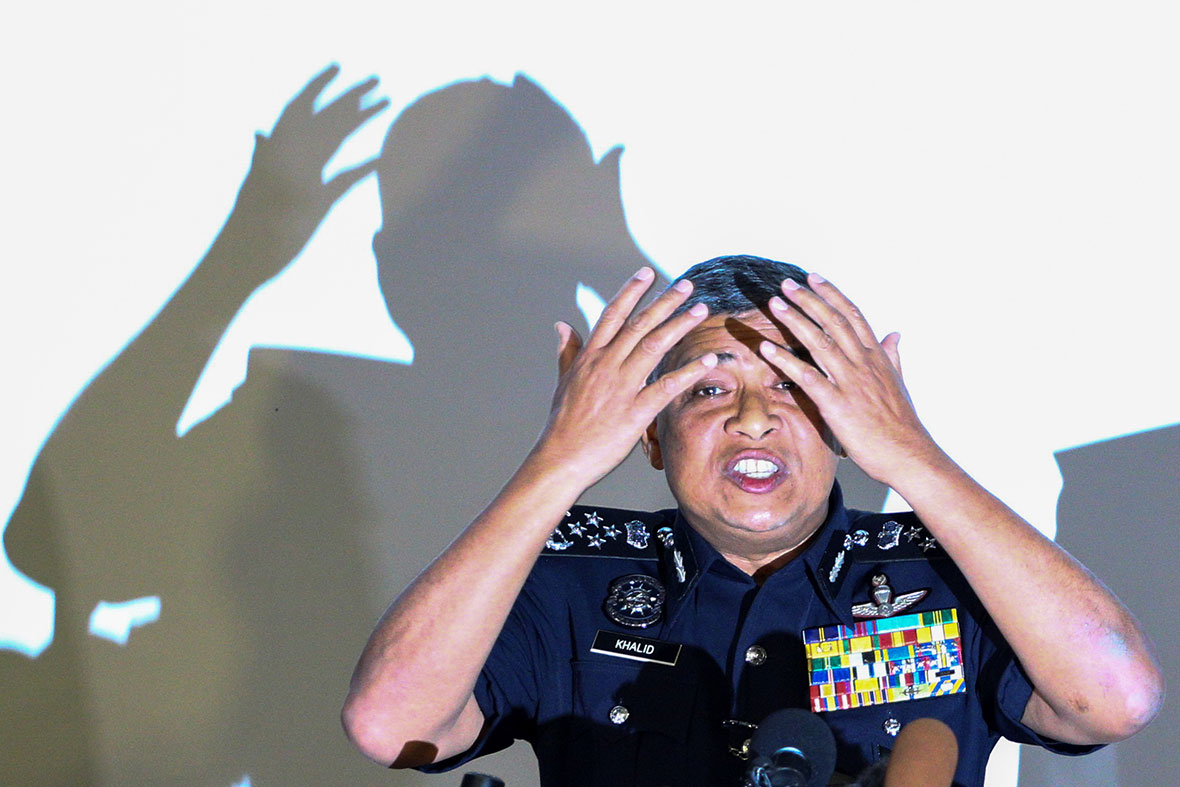 VX nerve agent used in Kim assassination: IGP