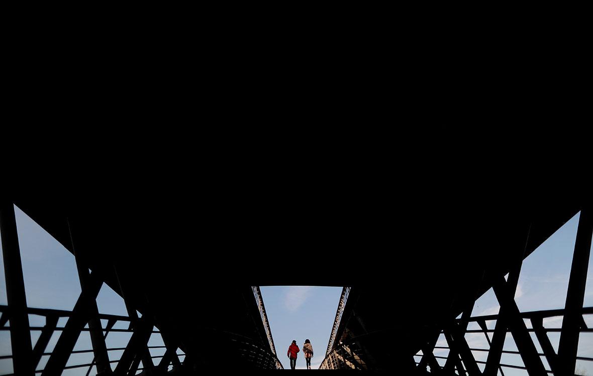 Solferino Bridge