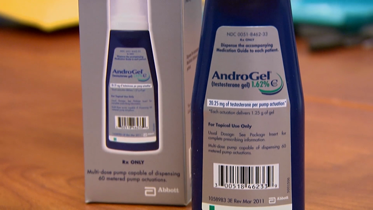 Could testosterone gel help with common health problems?
