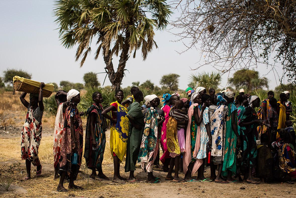 South Sudan famine Unicef