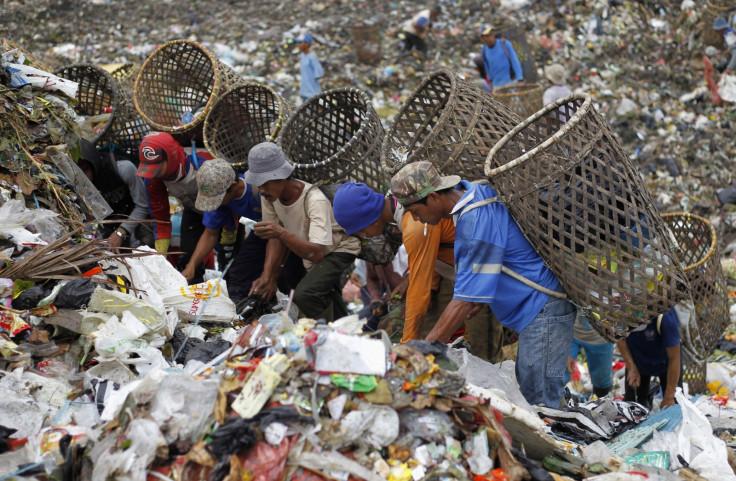 Indonesia scavengers