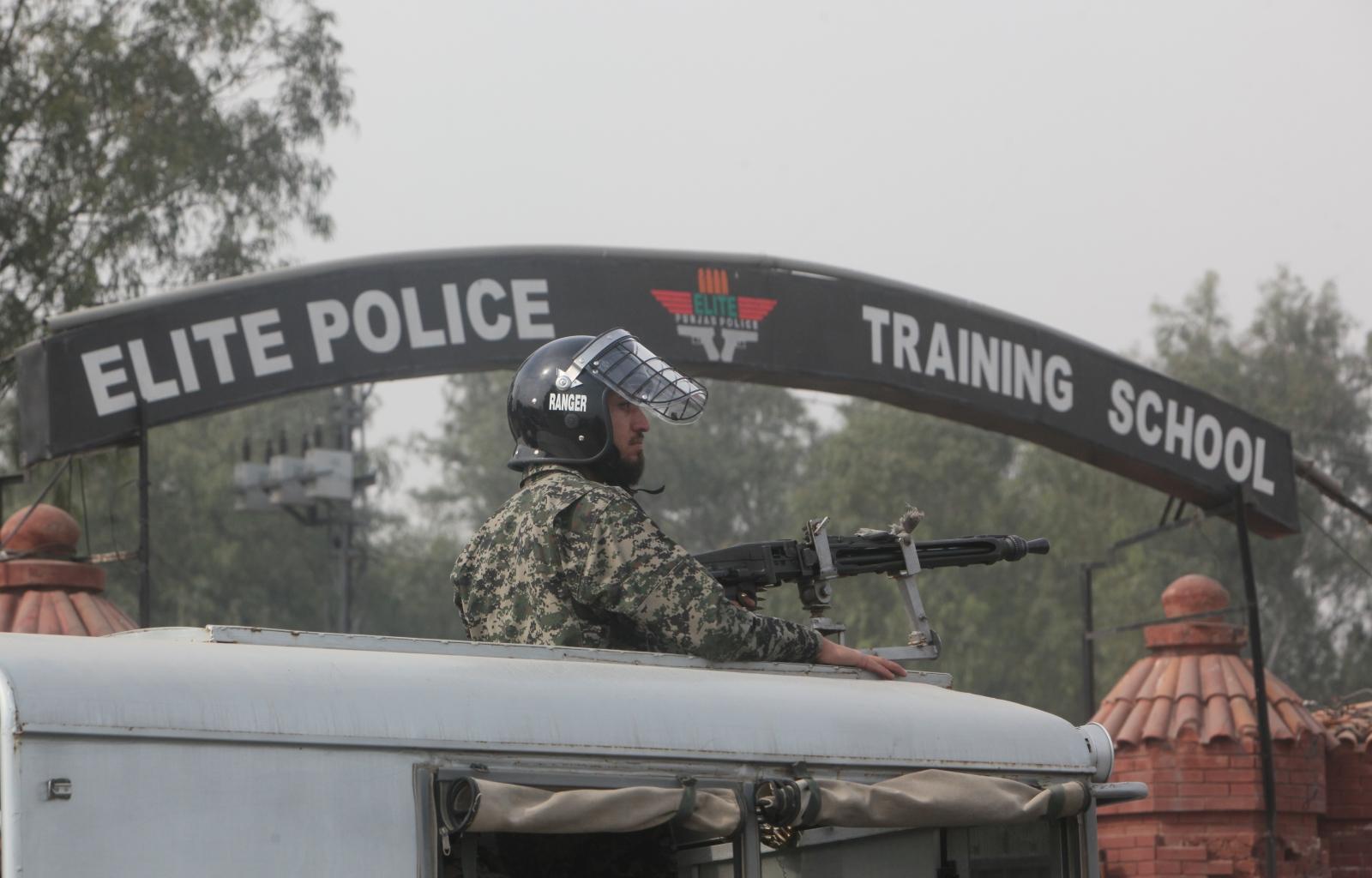Pakistan Lahore blast