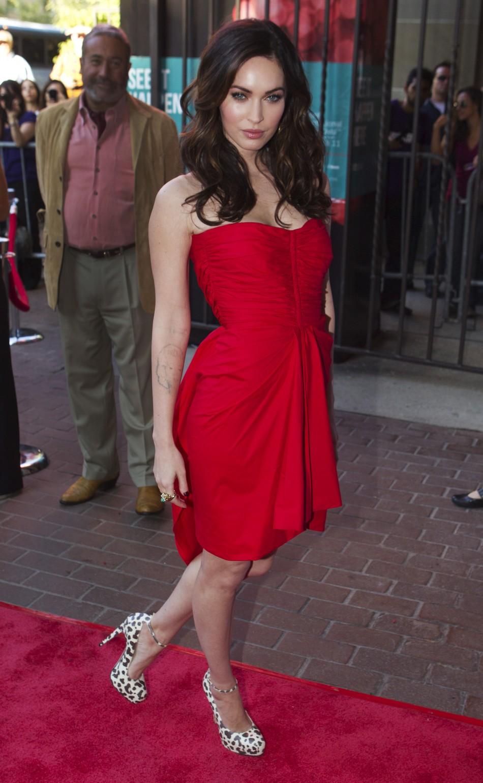 Actress Megan Fox