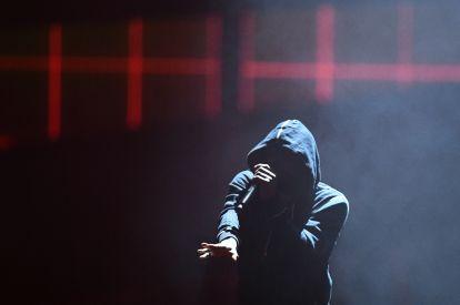 Brit Awards Skepta