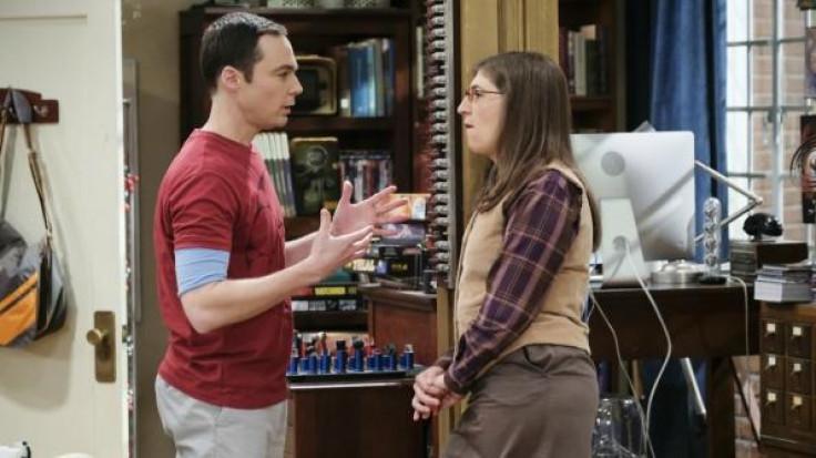 Sheldon start dating amy