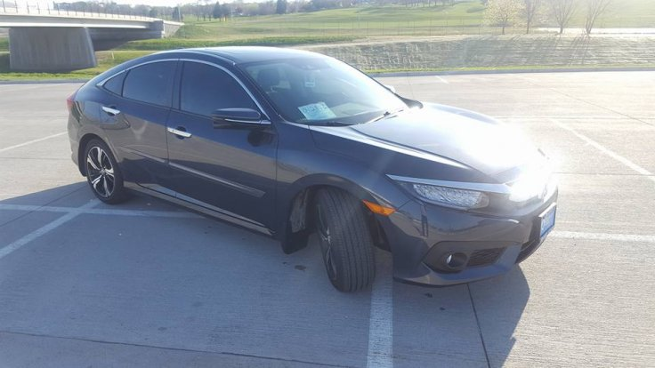 2016 Honda Civic of Brevan Jorgenson