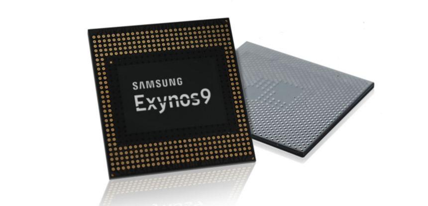 Samsung unveils Exynos 9 series 8895 processor