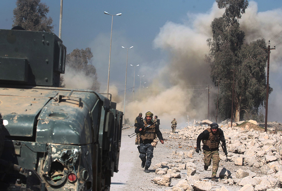 Mosul airport Isis