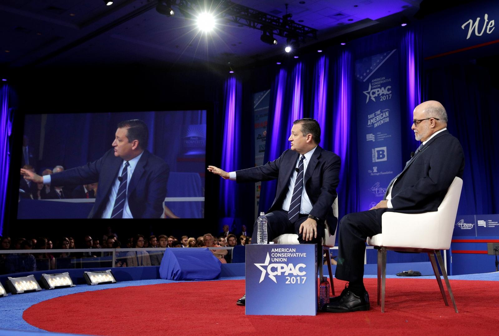 Ted Cruz at CPAC 2017