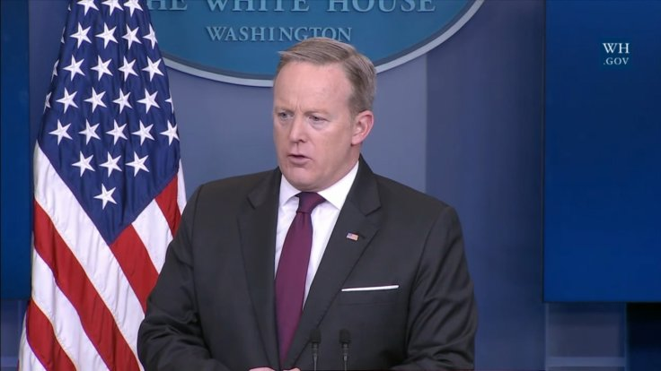 Press Secretary Sean Spicer: Trump Not 'Reversing' Course On Transgender Rights