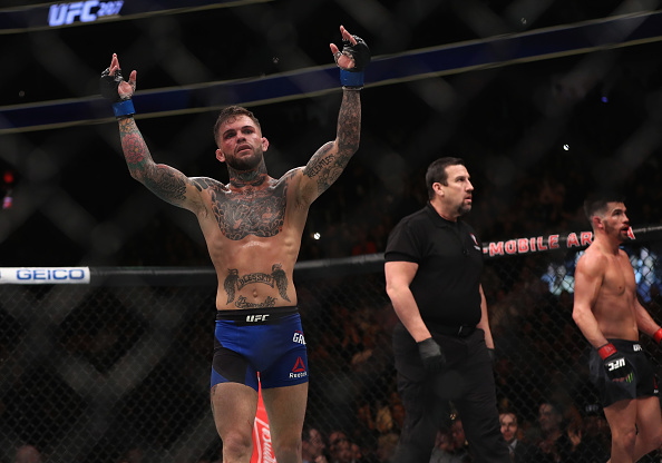 Cody Garbrandt, Dominick Cruz