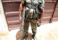 Seleka fighter in CAR