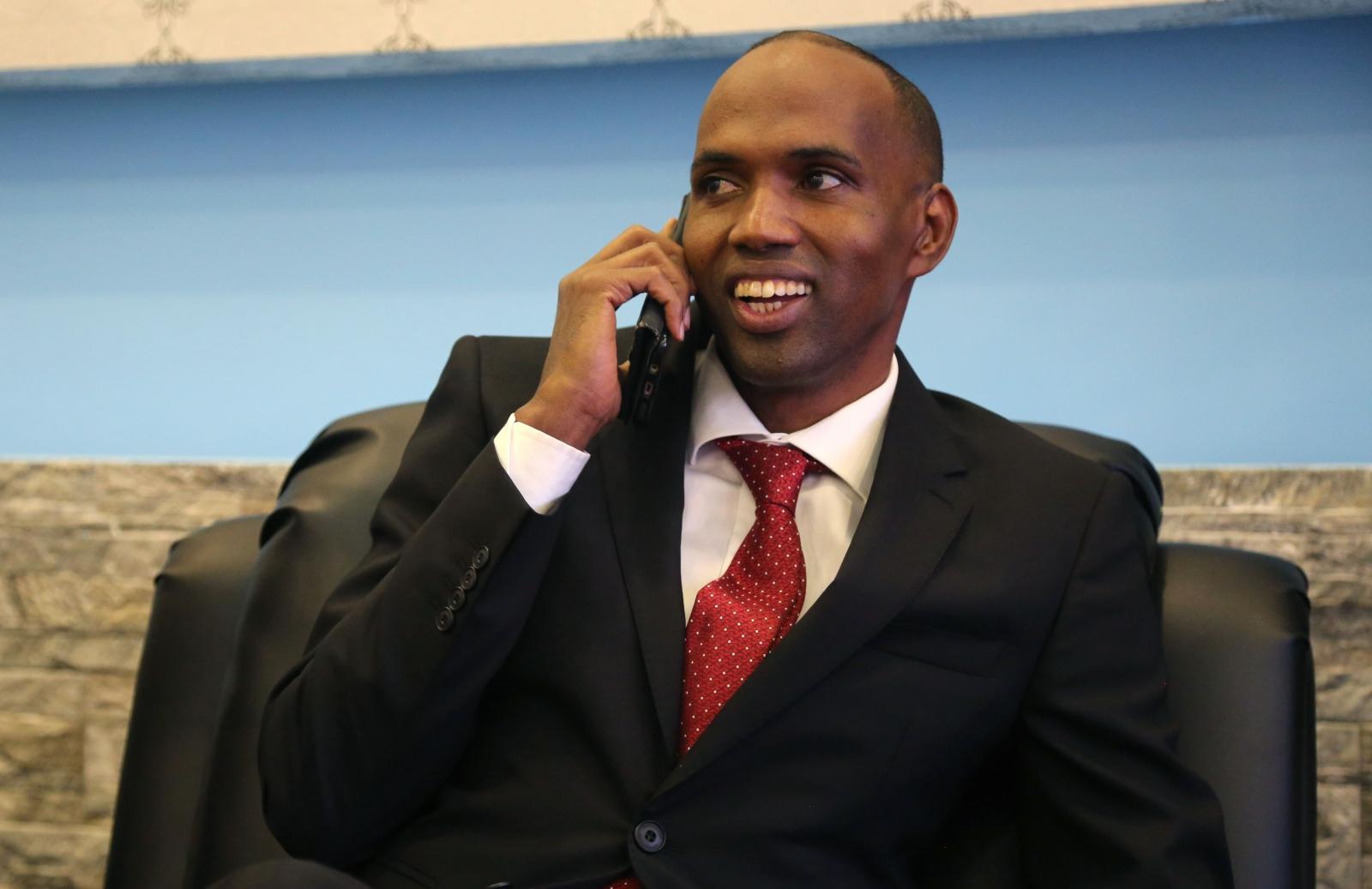Hassan Ali Khaire