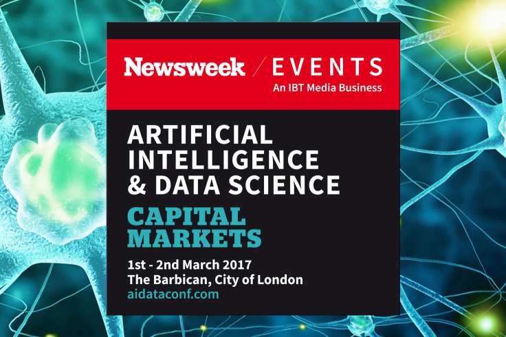 Data Science in Capital Markets event