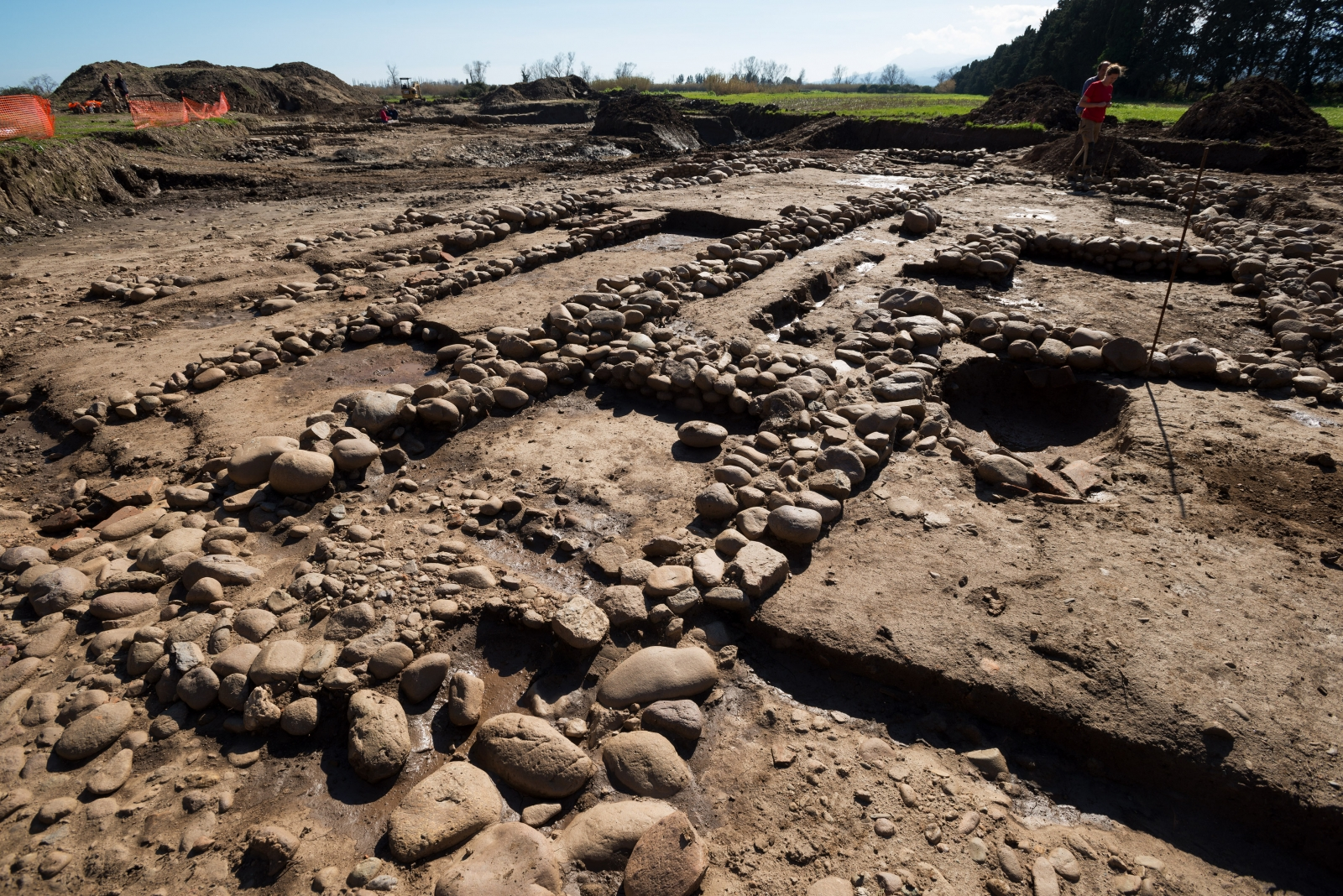 Ancient sanctuary from obscure religion that competed with Christianity unearthed in Corsica