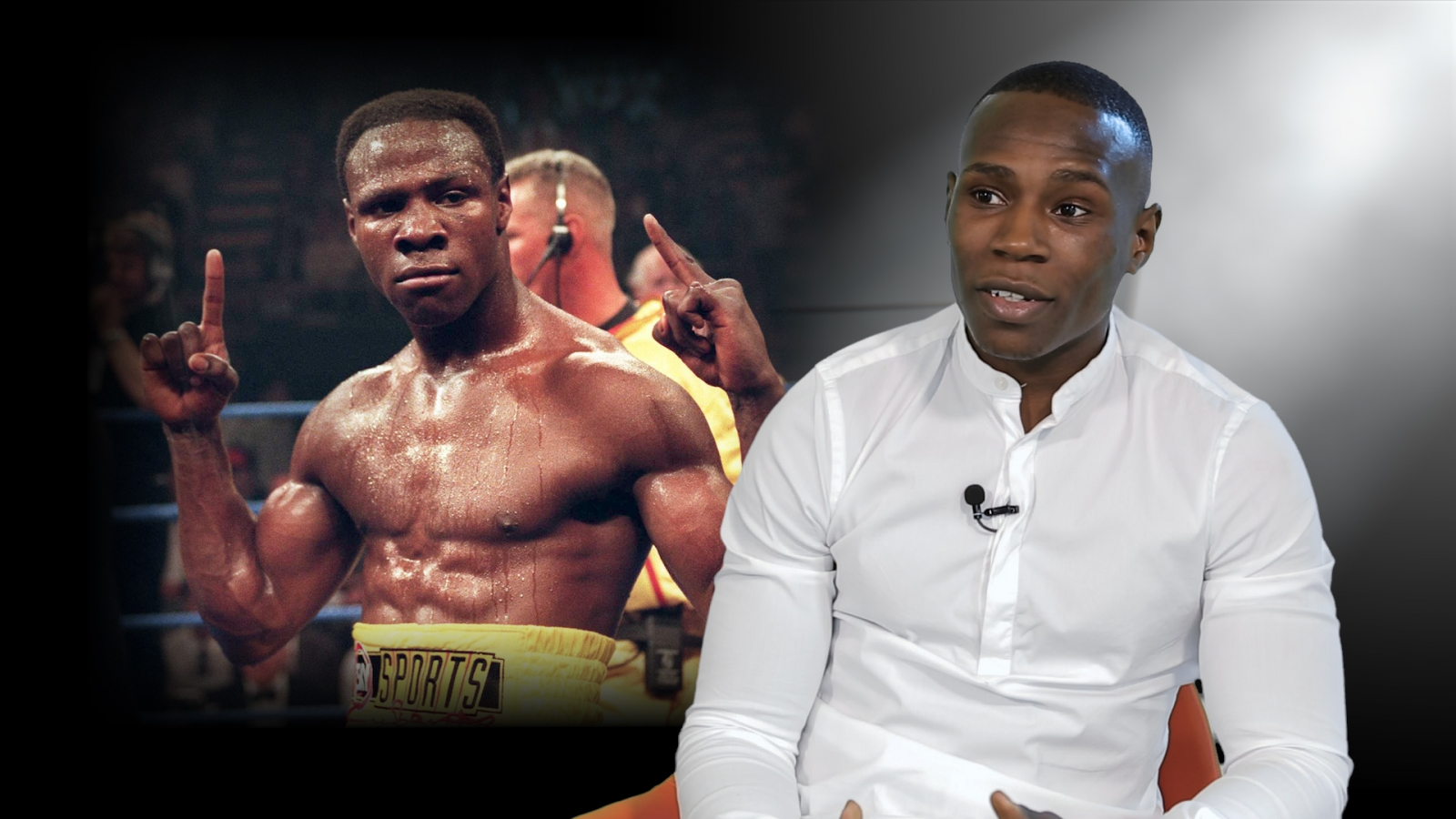 Nathanael Wilson interview: Chris Eubank's son buries hatchet to play his dad in Michael Watson biopic