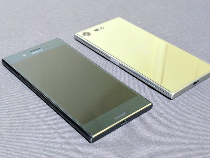 Xperia XZ Premium colours