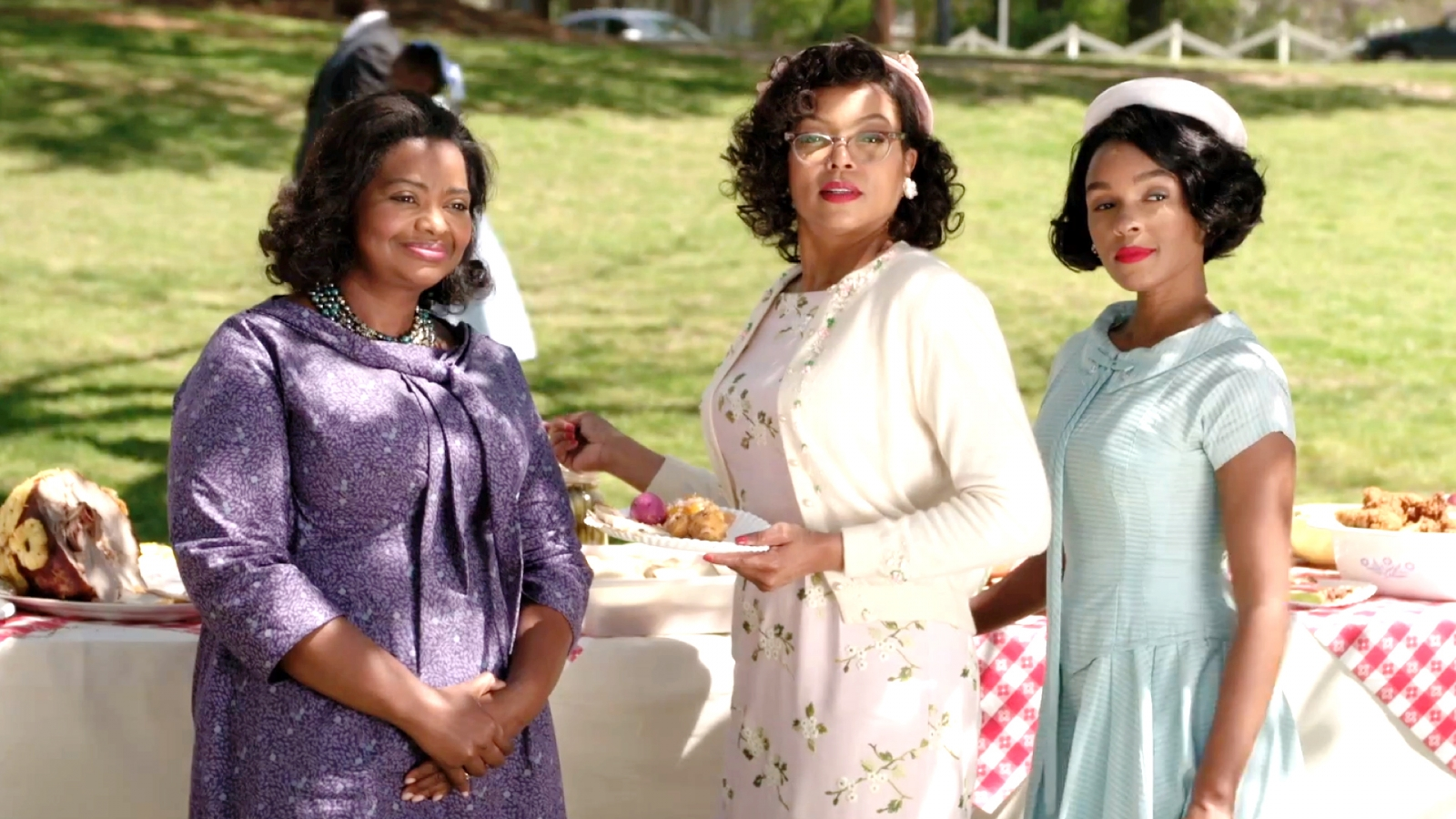 Hidden Figures: The real story of Katherine G Johnson, Dorothy Vaughan and Mary Jackson