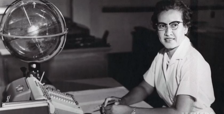 Katherine G Johnson